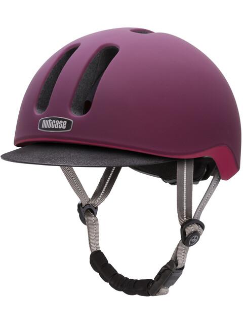 Nutcase Metroride - Casco de bicicleta - violeta